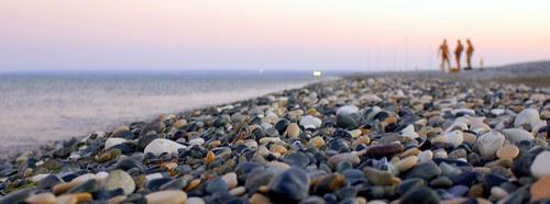 stony beach at Lady's Mile near Limassol