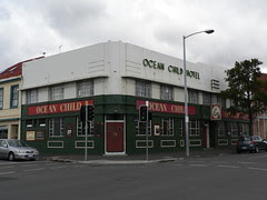 Ocean Child Hotel, Hobart