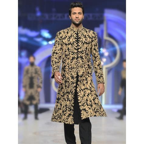 HSY Latest Men Wedding Dresses Sherwani Designs 2018 2019