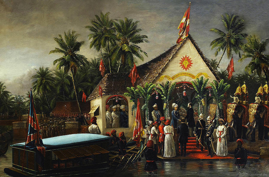 Image result for raja ravi varma paintings