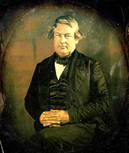 Check out the hair on that Whig. Millard Fillmore, 1849. And no that isn't Alec Baldwin.