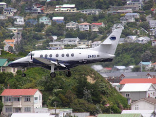 Air National BAE Jetstream 32