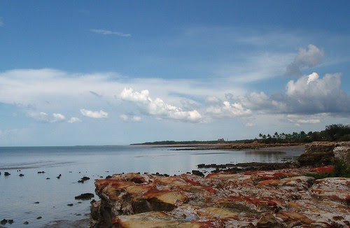 Nightcliff foreshore