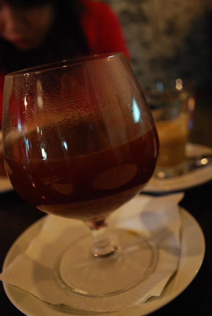 Ethiopian Yirgachefe Clover-style coffee - close-up - Liar Liar AUD5
