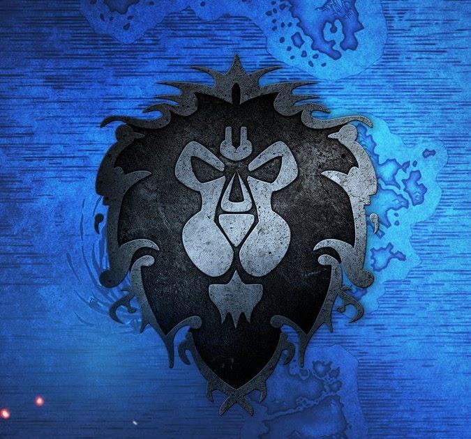 Alliance World Of Warcraft Phone Wallpaper - Mural Wall