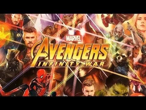 Marvel Avengers Infinity War Family Featurette