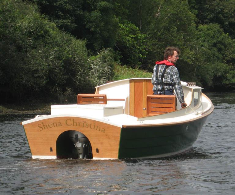 Order your custom built boat now | Wooden boat builder, Boat for sale