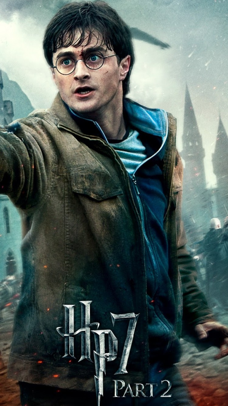 Harry Potter Deathly Hallows Part 2 Hd Wallpaper For Desktop And