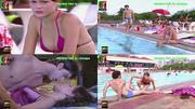 Mariana Hein sexy biquini em malhação