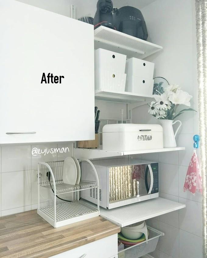 Cat Untuk Dapur Sempit   Ide Rumah Minimalis