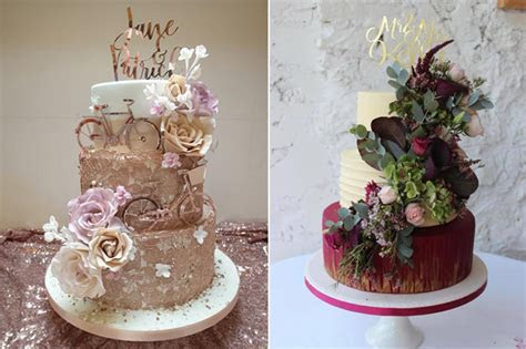 6 Wedding Cake Trends That Will Be Big in 2019