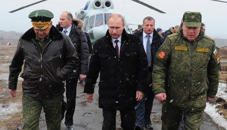 Putin, Nga, Crưm, Ukraine, Mỹ