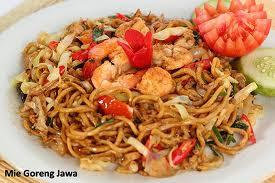 Resep Mie Goreng Jawa Spesial