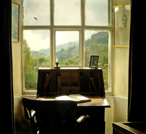 A writer is a person for whom writing is more difficult than it is for other people. ~Thomas Mann