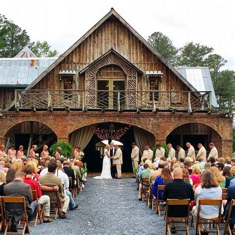 Wedding at The Farm Rome Ga! So many site options.   The