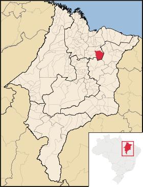 Localização de Vargem Grande
