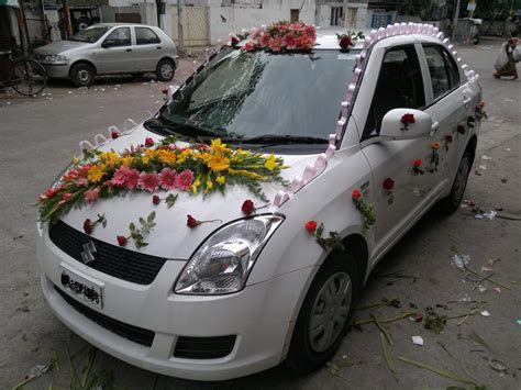 Car Decoration for Wedding in Some Ways   Resolve40.com