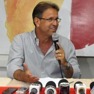 O governador do Tocantins, Marcelo Miranda (PMDB)