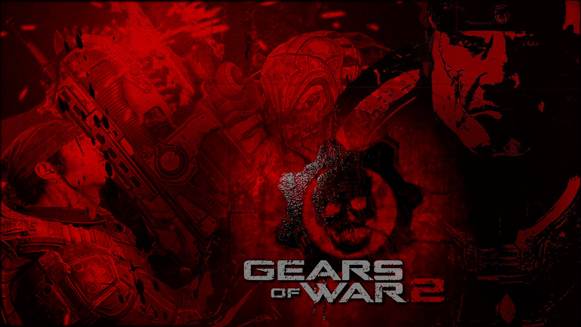 Gears Of War 2 Game Wallpapers Wallpapers Hd