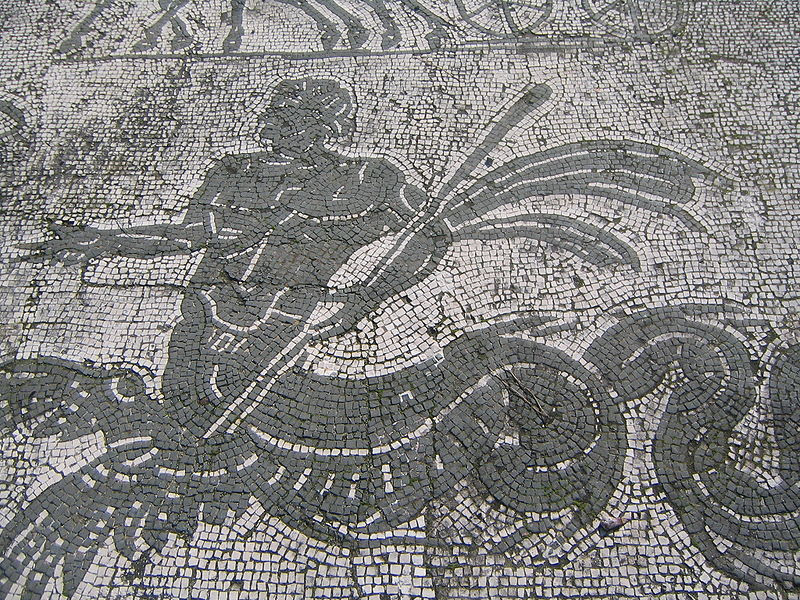 File:Ostia antica-mosaic detail.jpg
