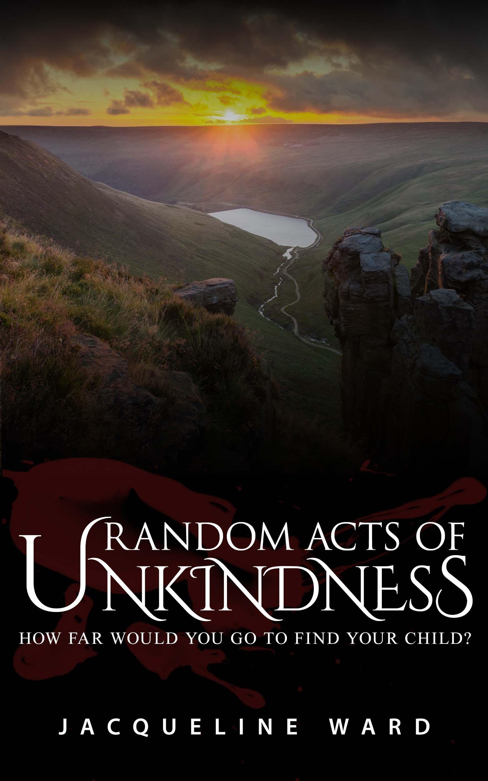 Random Acts of Unkindness by Jacqueline Ward - book cover