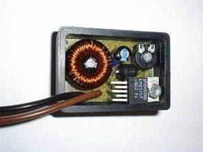 Điều chỉnh chuyển mạch với LM2575T-ADJ