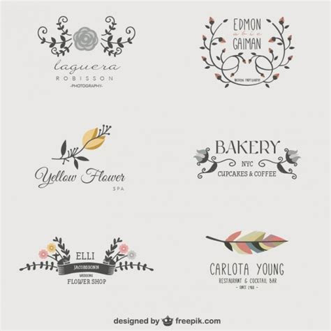 20  Free Amazing Logo Designs to Download ? Part 4