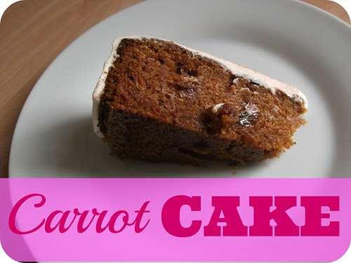 Carrot Cake Recipe Uk With Oil: Beauty & Lifestyle: Recipe: Carrot Cake