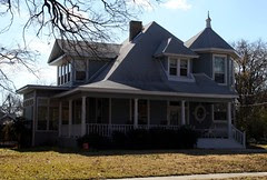 j.j. holliday house