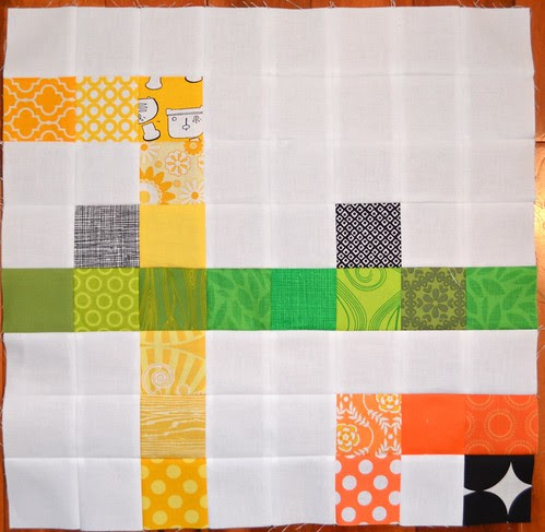 Tokyo Subway Map block for Megan - Always Bee Learning Bee