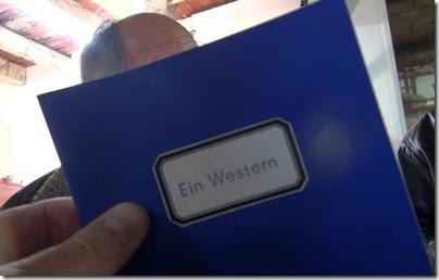 Ein Western-k