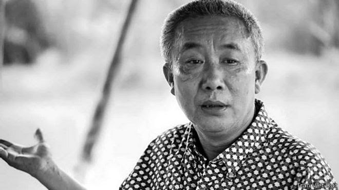 Blogger, nhà văn Nguyễn Quang Lập