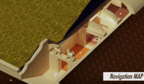 Νέα... βόλτα μέσα στον τάφο της Αμφίπολης! Εντυπωσιακό 3d video – Το επόμενο 10ήμερο αναμένεται να ολοκληρωθούν οι ανασκαφές