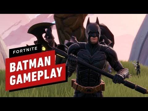 Fortnite X Batman: Discovering Gotham & Batman Walkthrough