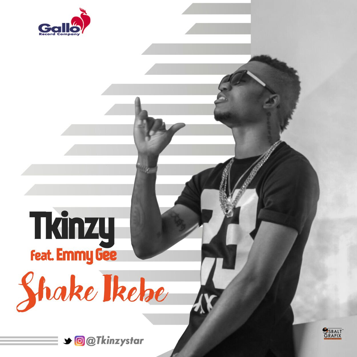 VIDEO: Tkinzy ft. Emmy Gee – Shake Ikebe