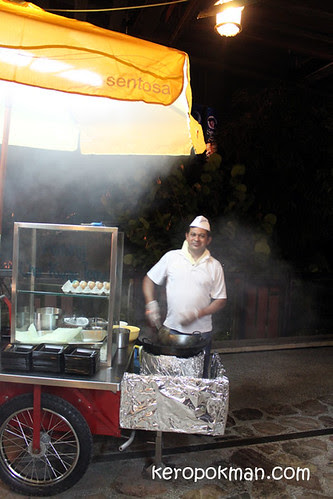 Taste of Penang @ Sentosa : Char Kway Teow