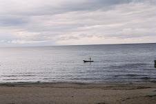 Lake Malawi at Sundown