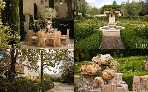 Chateau Toscana Estate   California Wedding Villa   My