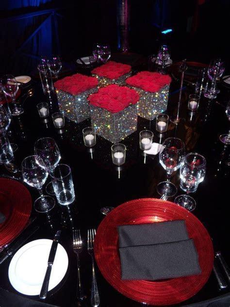 red black.plaid formal gala decor   Google Search