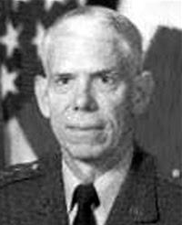 Major General Albert Stubblebine