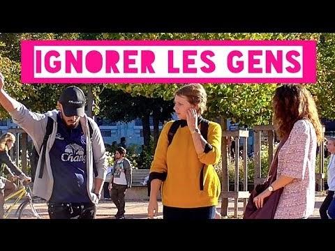 IGNORER LES GENS - L'insolent