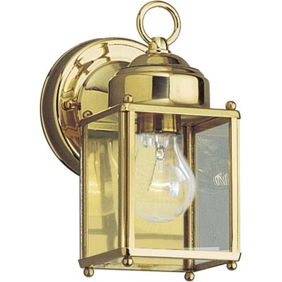 Nickel Plated Lantern | Wayfair