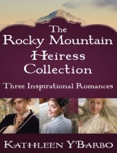 The Rocky Mountain Heiress Collection: Three Inspirational Romances: The Confidential Life of Eugenia Cooper, Anna Finch and the Hired Gun, The Inconvenient Marriage of Charlotte Beck