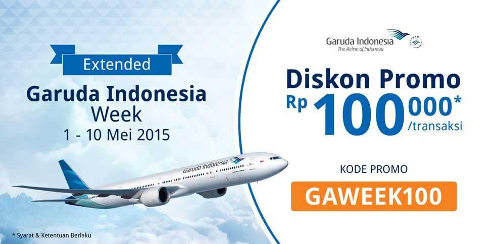 indonesia promo garuda kode Garuda 100k Code Promo Promo