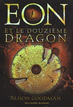 Couverture Eon, tome 1 : Eon et le Douzième Dragon