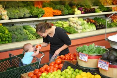 sayuran yang bagus untuk bayi