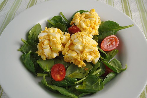 Fat Flush Egg Salad