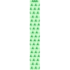 Irish Shamrock Tie tie