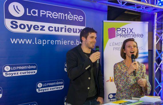 Prix Première 2014  - Pierre HAVRENNE - RTBF ©