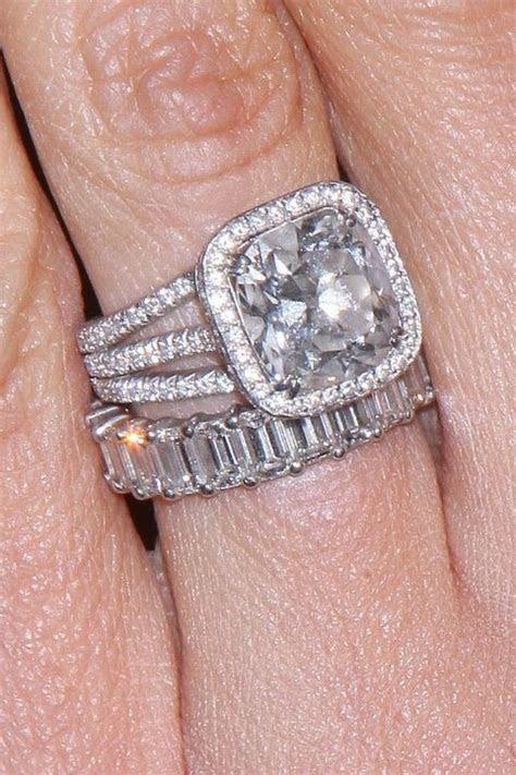 Giuliana (Bill) Rancic Engagement Ring Set   BELLA DONNA